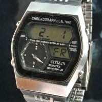 Citizen Crystron LC
