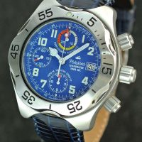 Philip Watch Teknodiver blu