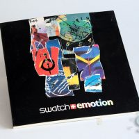 Swatch Emotion Libro