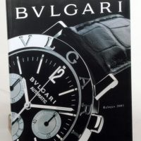 Bulgari Catalogo 2001