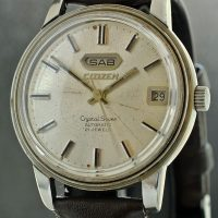 Citizen Cristal Seven