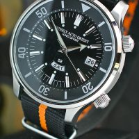 Orient Weekly King Diver