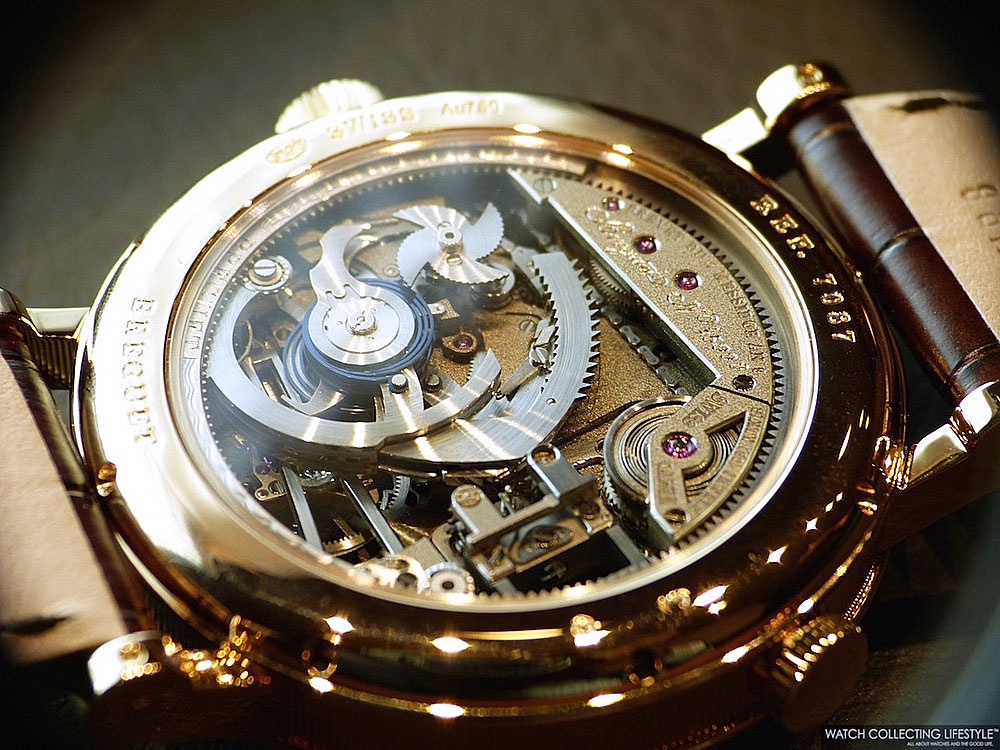 Breguet Tradition 7087 Repeater Tourbillon