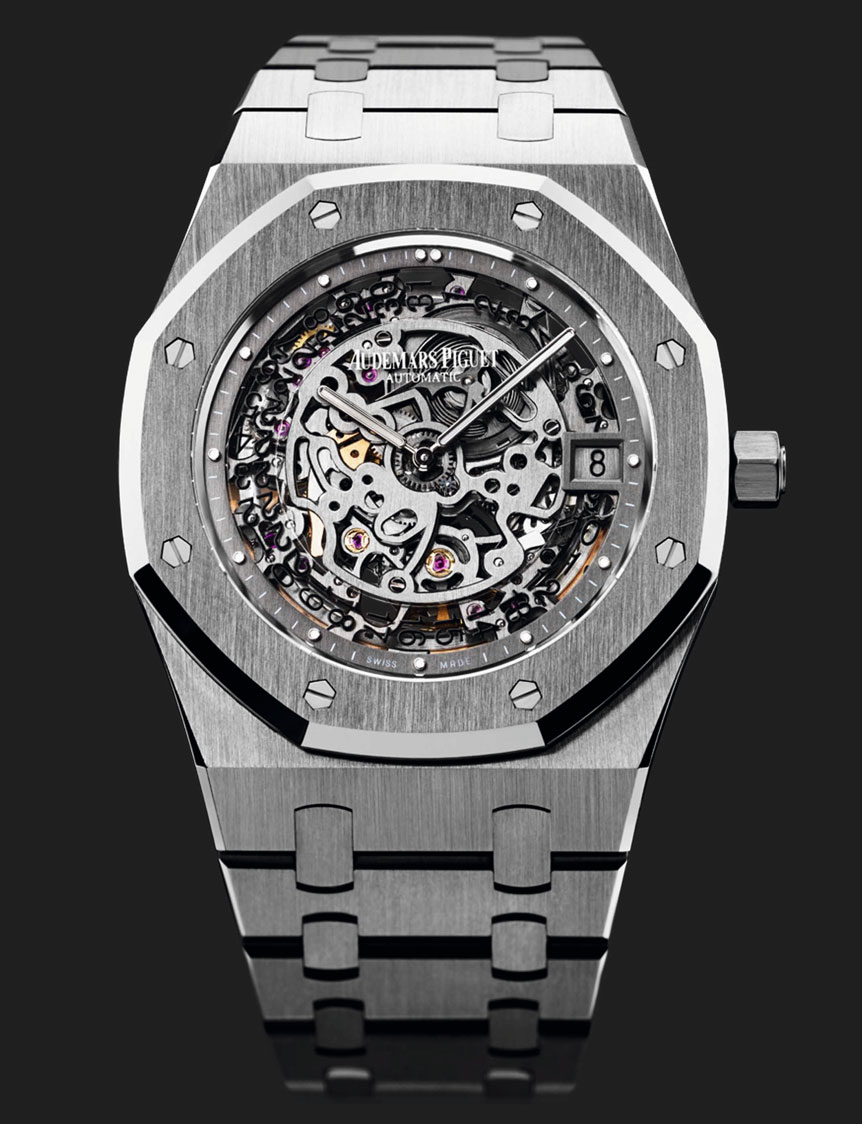 Royal Oak Anniversario di Audemars Piguet