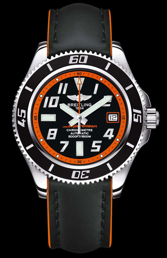Breitling Superocean Orange 42 mm