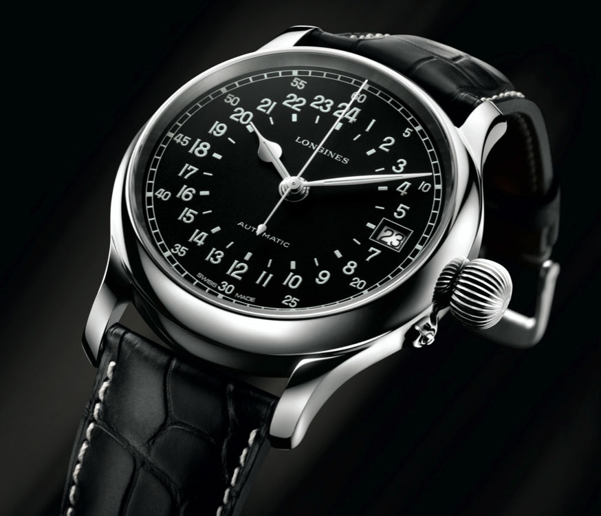 Longines Twenty-Four Hours automatic