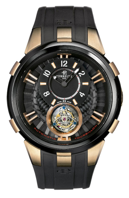 Perrelet Automatic Tourbillon LE