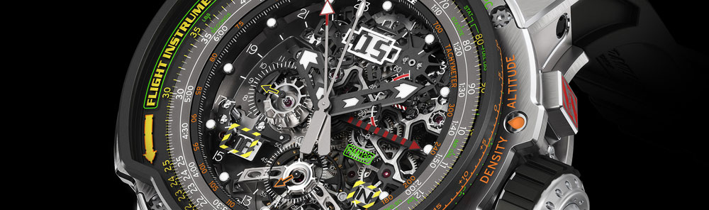 Richard Mille RM 039 Tourbillon Flyback