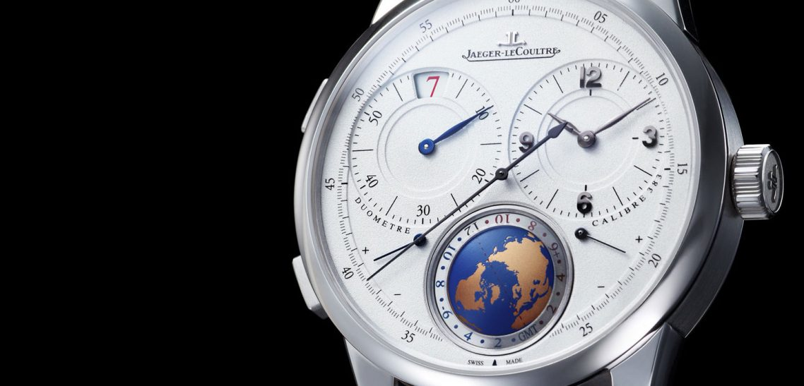 JAEGER-LECOULTRE DUOMETRE TRAVEL TIME