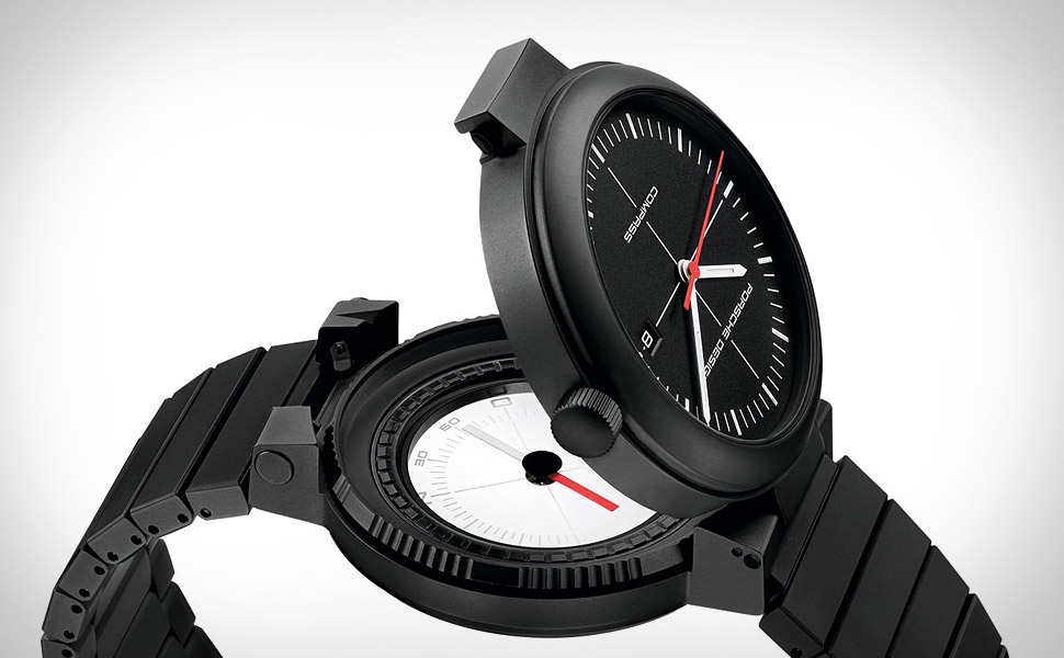 Porsche Design P6250 Compass Watch