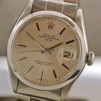 Rolex Oyster Date 1500