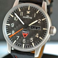 Fortis Flieger Ducati Limited edition