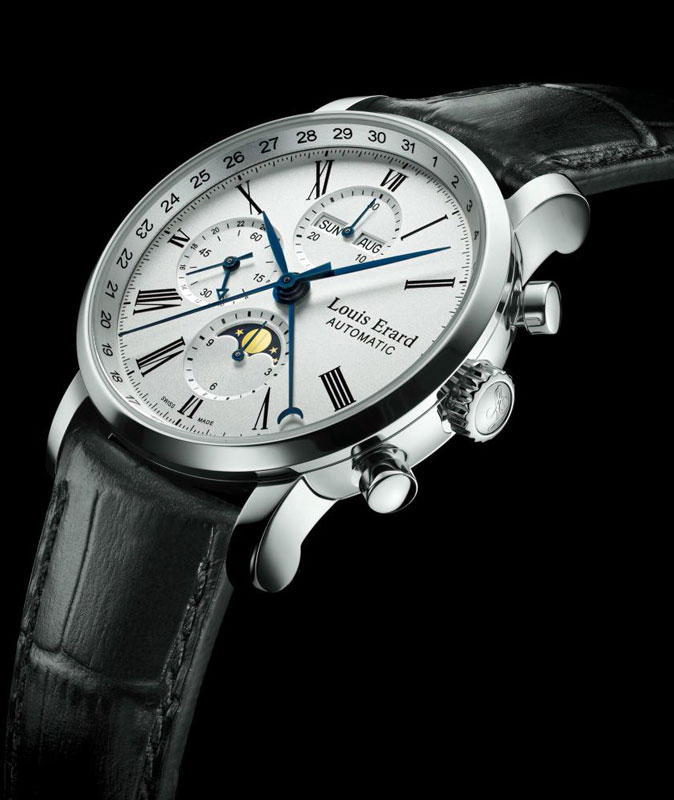 Louis Erard Excellence Moonphase Chronograph