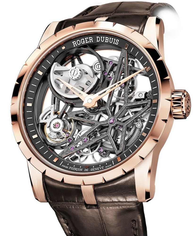 Roger Dubuis Excalibur Skeleton Automatic