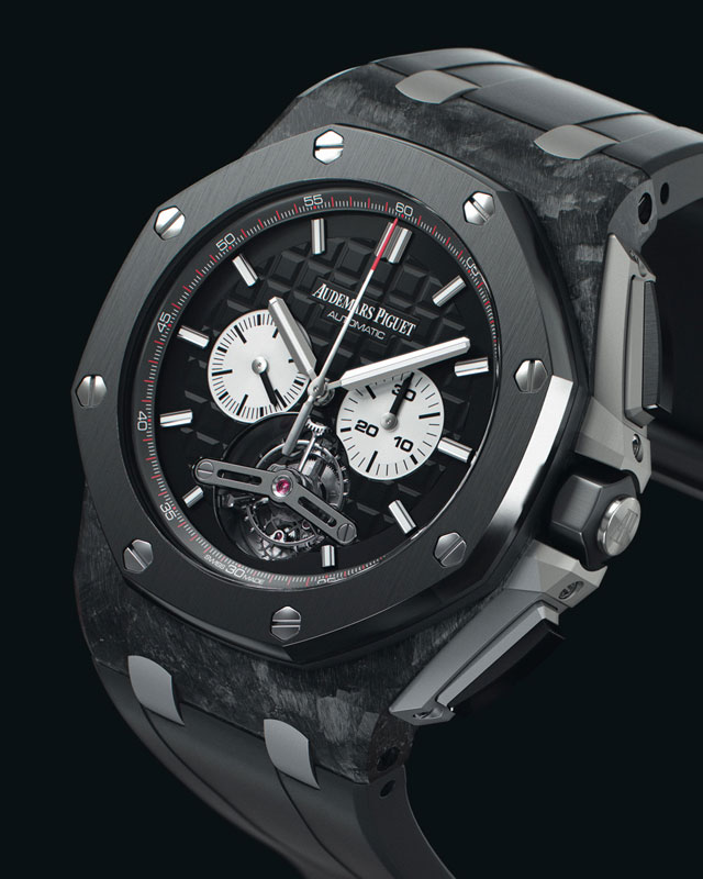 Audemars Piguet Royal Oak tourbillon Chrono