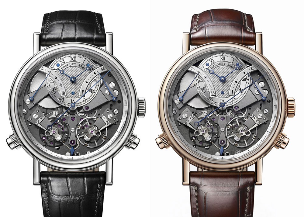 Breguet Tradition Chronographe Indipendent 7077