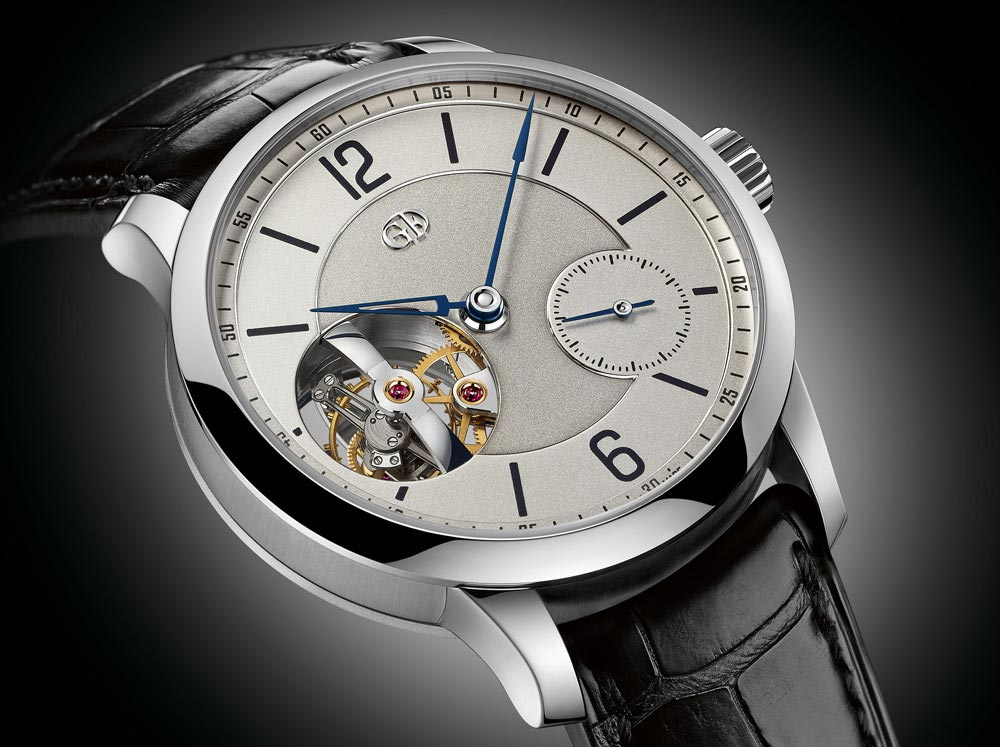 Greubel Forsey Tourbillon 24 Secondes Vision