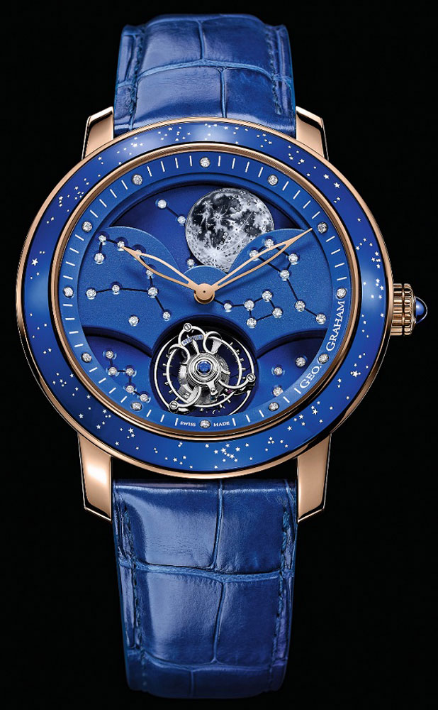 Graham Geo Graham Moon Watch