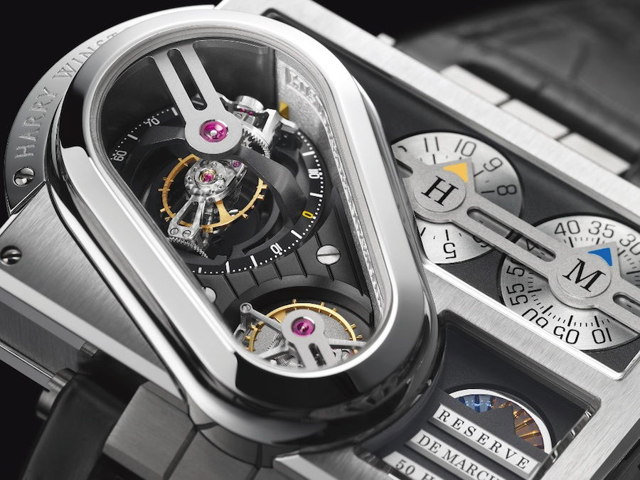 Harry Winston Historie de Tourbillon 3