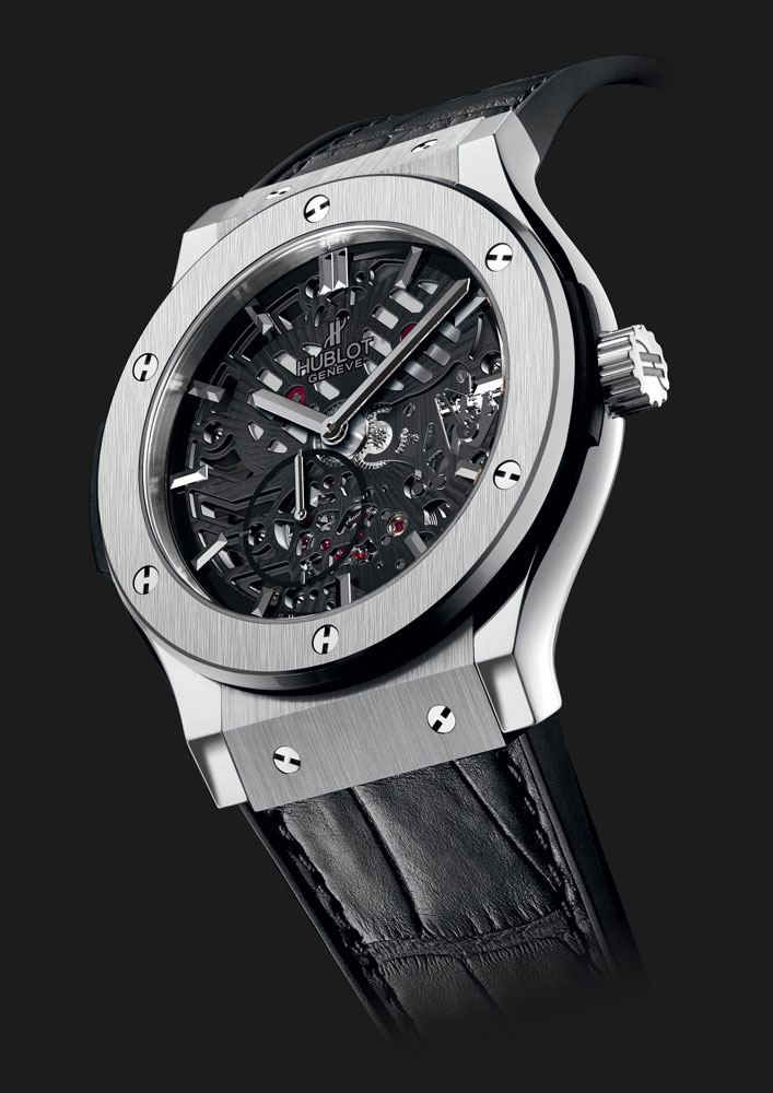 Hublot Classic Fusion Ultre-Thin Skeleton