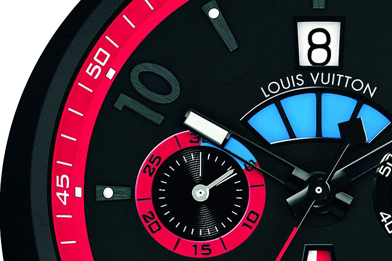 Louis Vuitton Tambour Regatta America