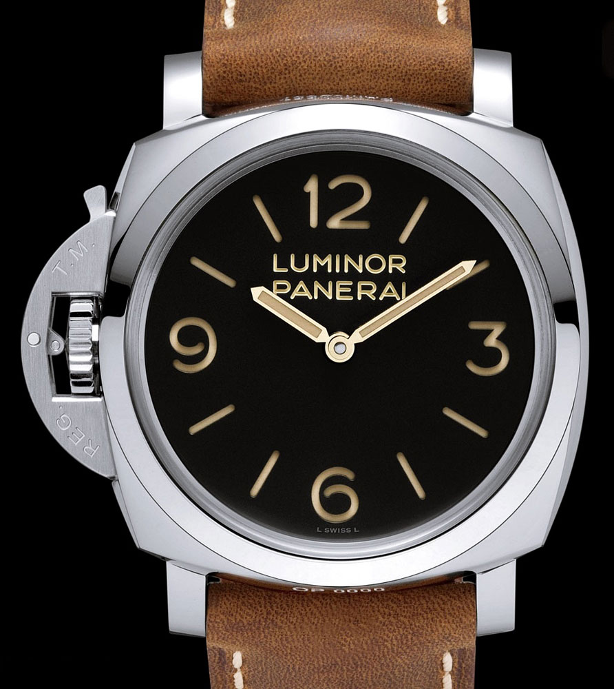 Panerai Luminor 1950 3 Days Handed