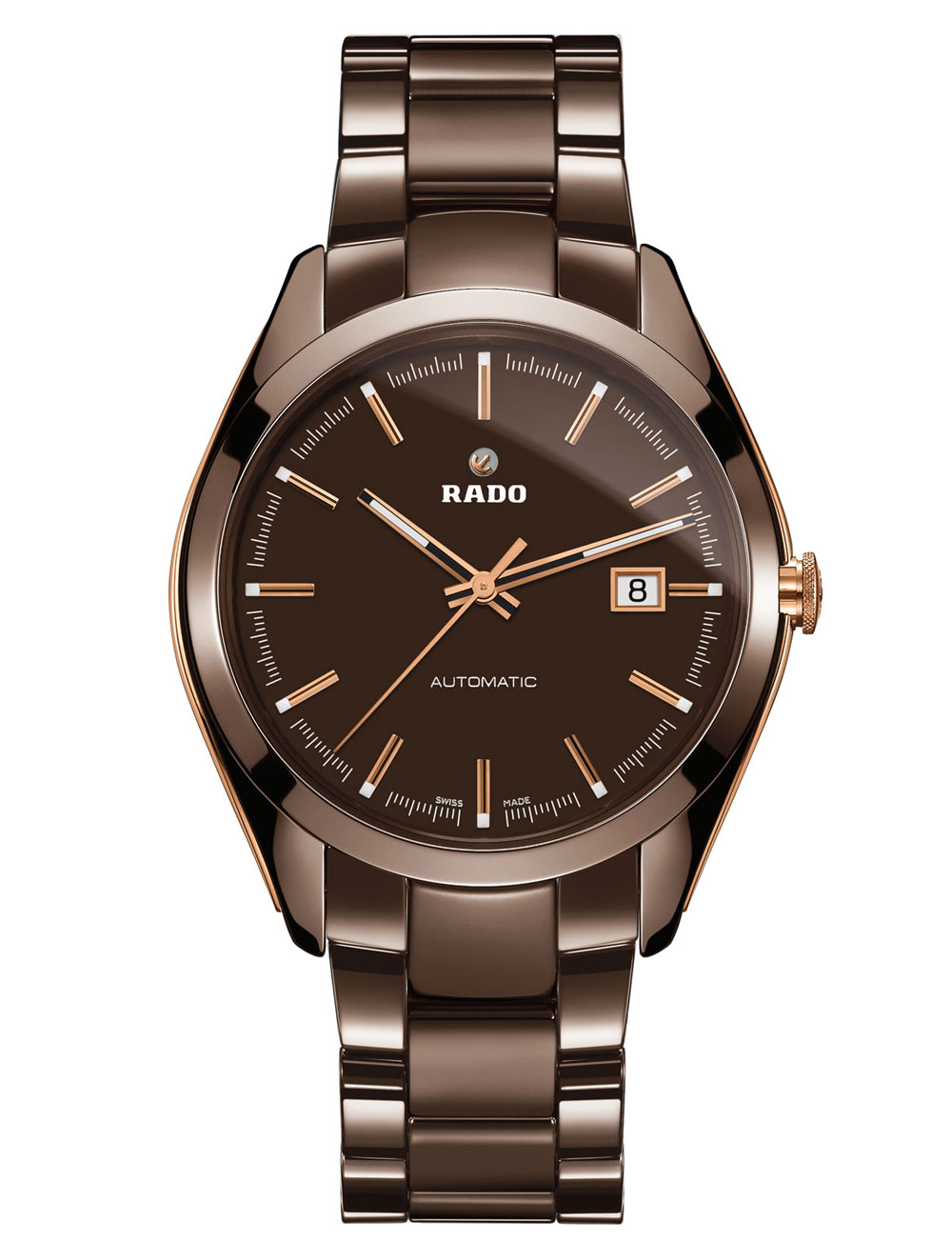 Rado HyperChrome Brown Ceramic
