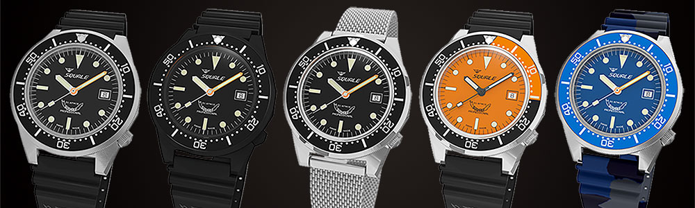 SQUALE 50 ATM 1521