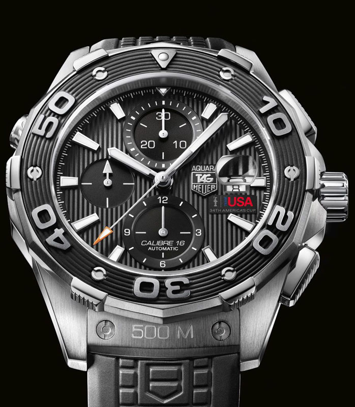 Tag Heuer Aquaracer Oracle Racing