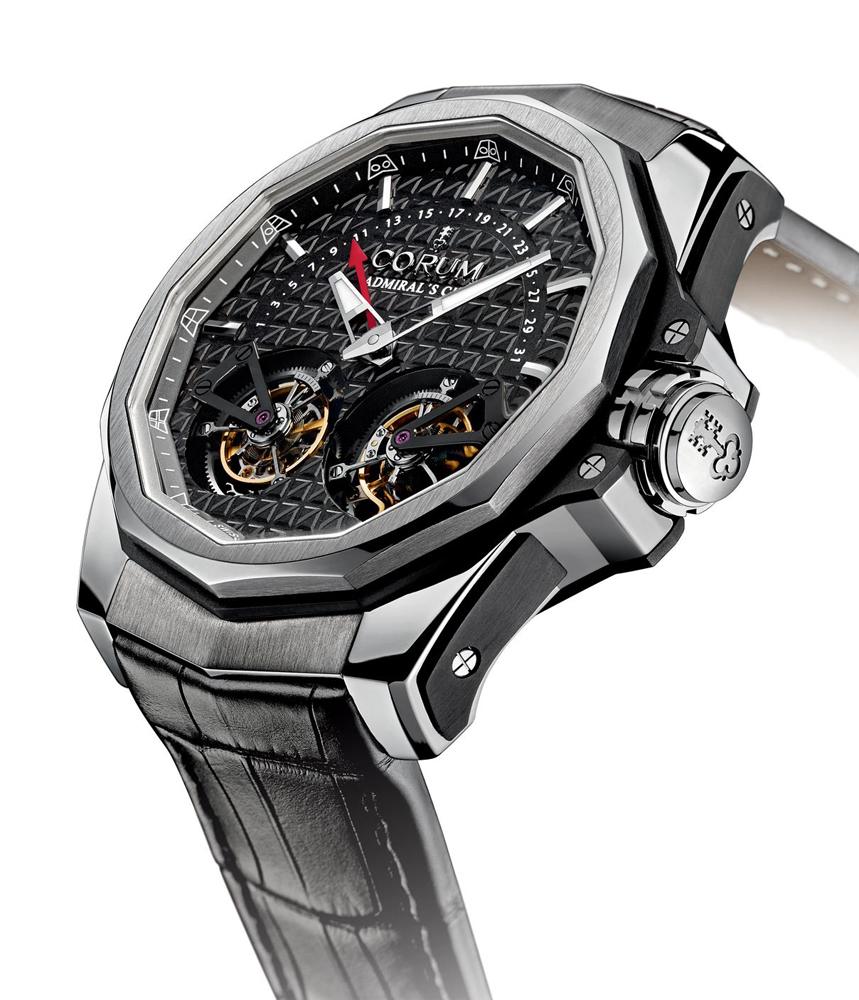 CORUM ADMIRAL'S CUP DOUBLE TOURBILLON
