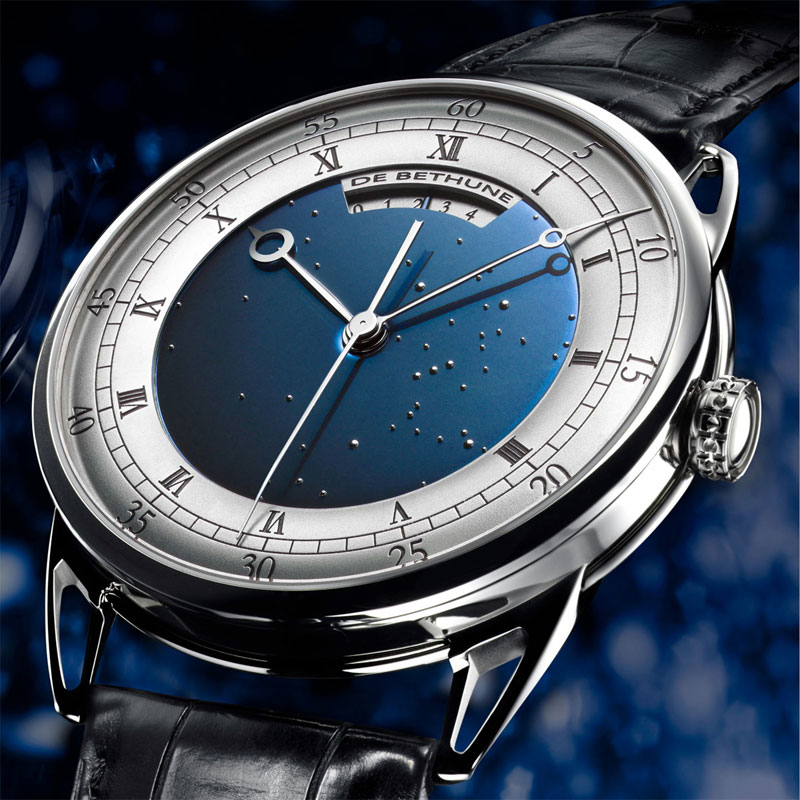 De Bethune Regulator Tourbillon DB2109