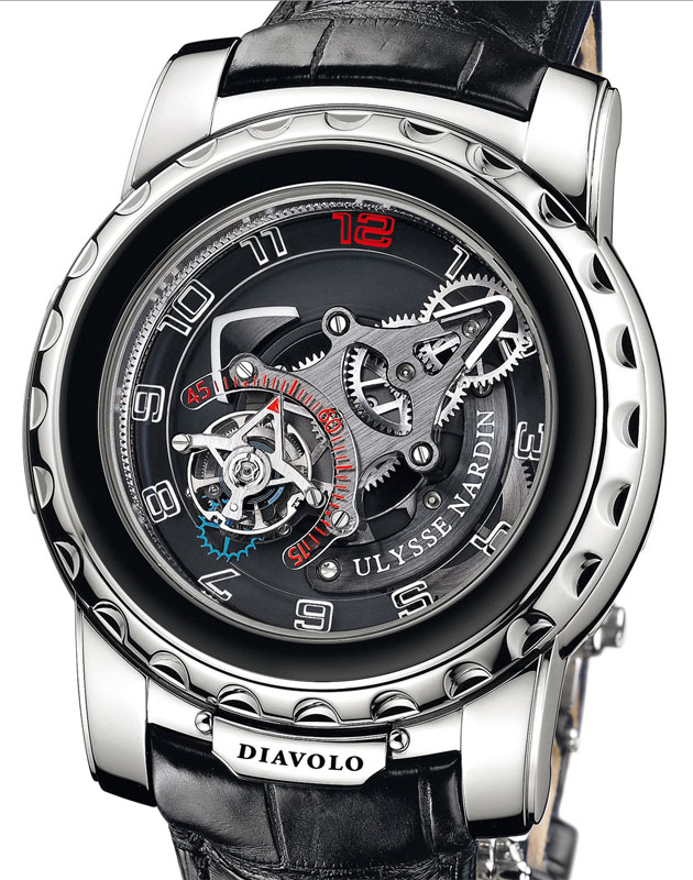Ulysse Narin Freak Diavolo Tourbillon