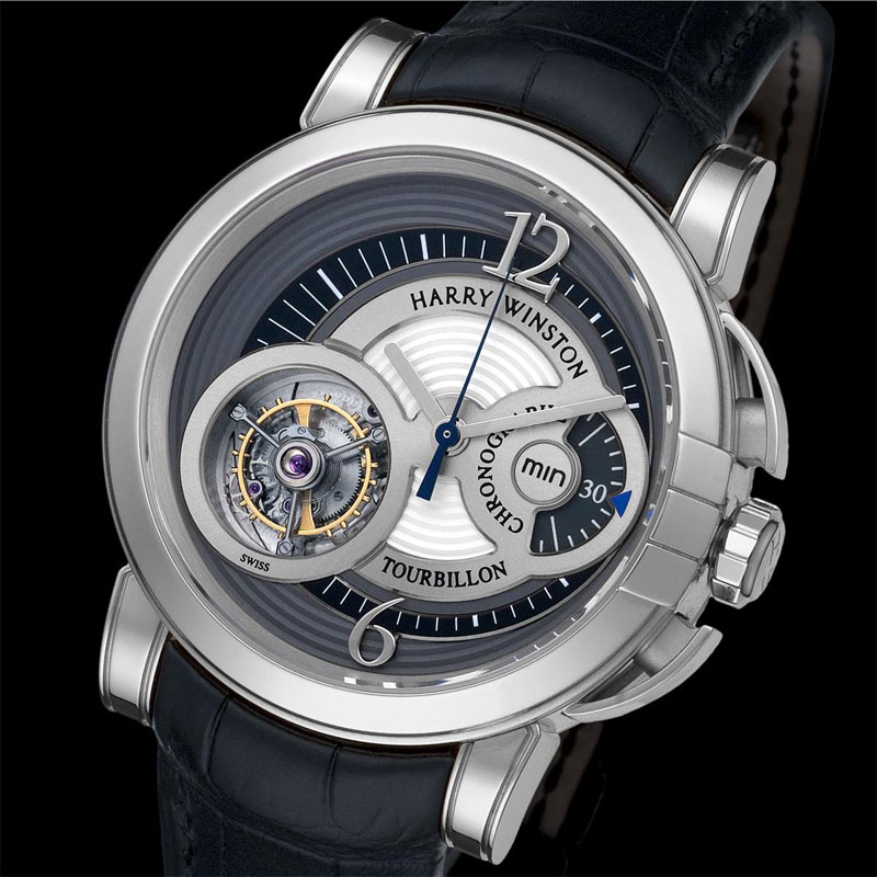 Harry Winston Midnight Tourbillon