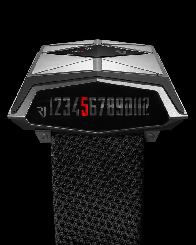 ROMAIN JEROME SPACECRAFT