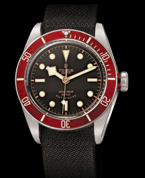 Tudor Heritage Black Bay Big Crown