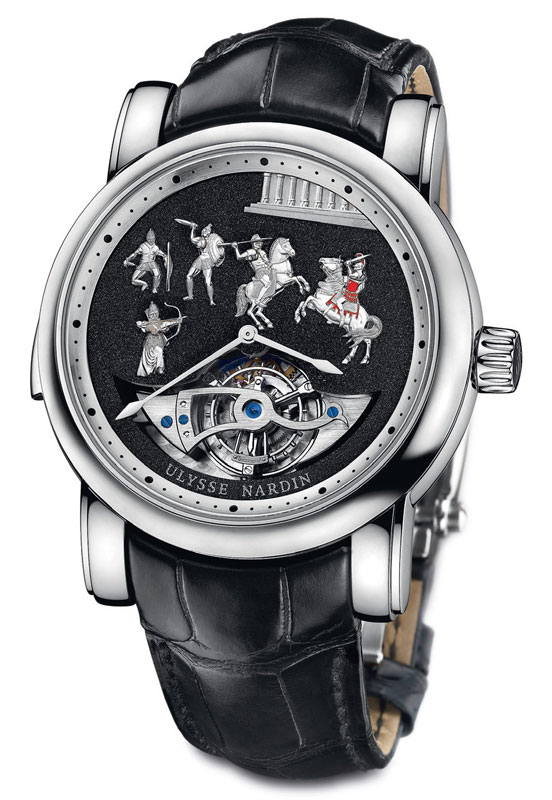 Ulysse Nardin Repetition Minutes Tourbillon