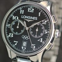 Longines Chronographe Olympic