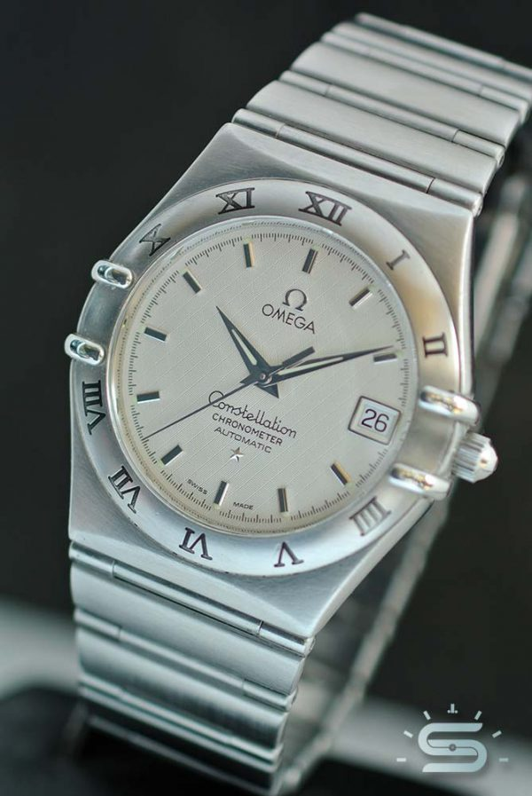 Omega Constellation automatico