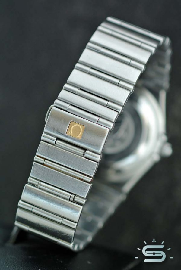 Omega Constellation bracciale