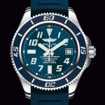 Breitling Superocean 42mm. Blu