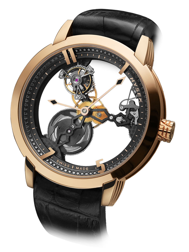 Hysek IO Skeleton Tourbillon Limited Edition