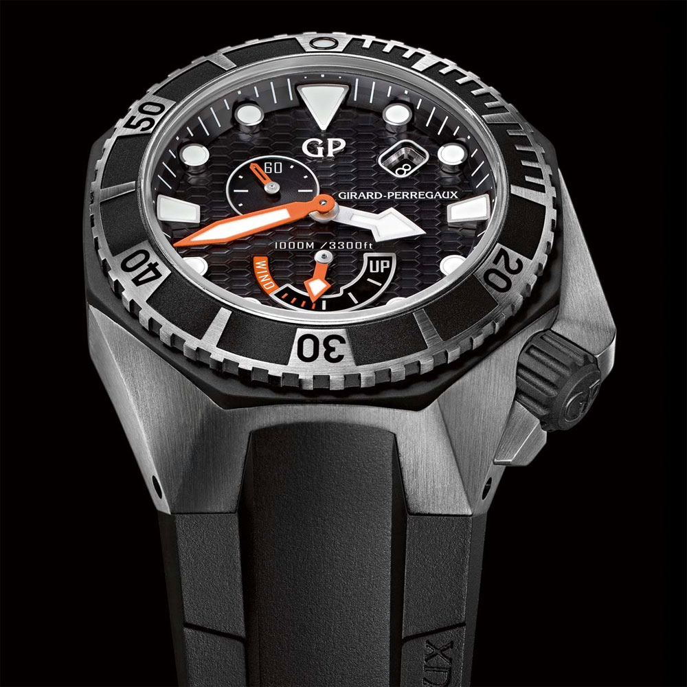 GIRARD PERREGAUX SEA HAWK e CHRONO