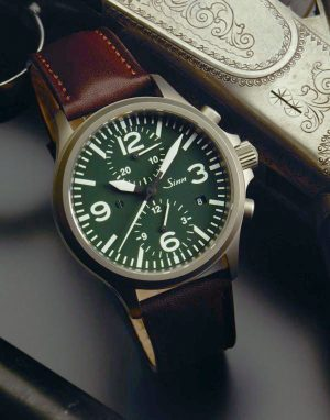 SINN & PAUL PAREY L.E. HUNTING WATCH