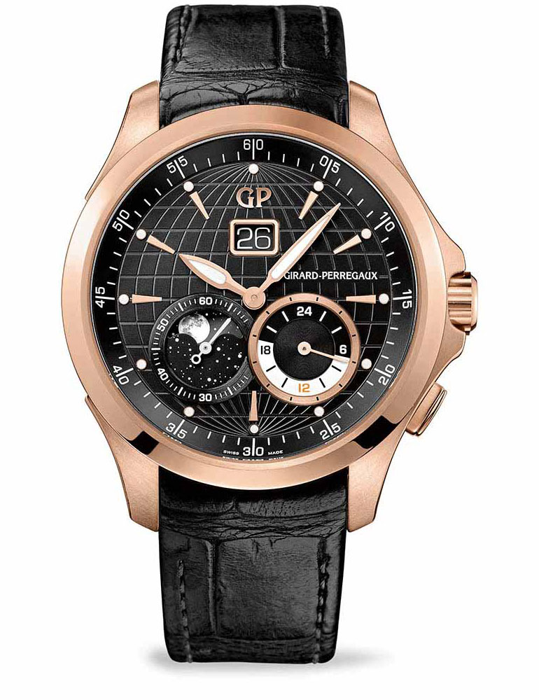 Girard Perregaux Traveller GMT Gran Data