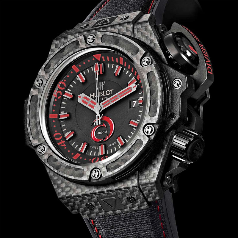 Hublot King Power 4000 Alinghi