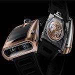 MB&F MH5 ORO ROSA
