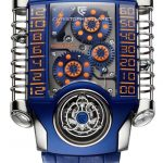 CHRISTOPHE CLARET X-TREM-1 PINBALL ONLY WATCH