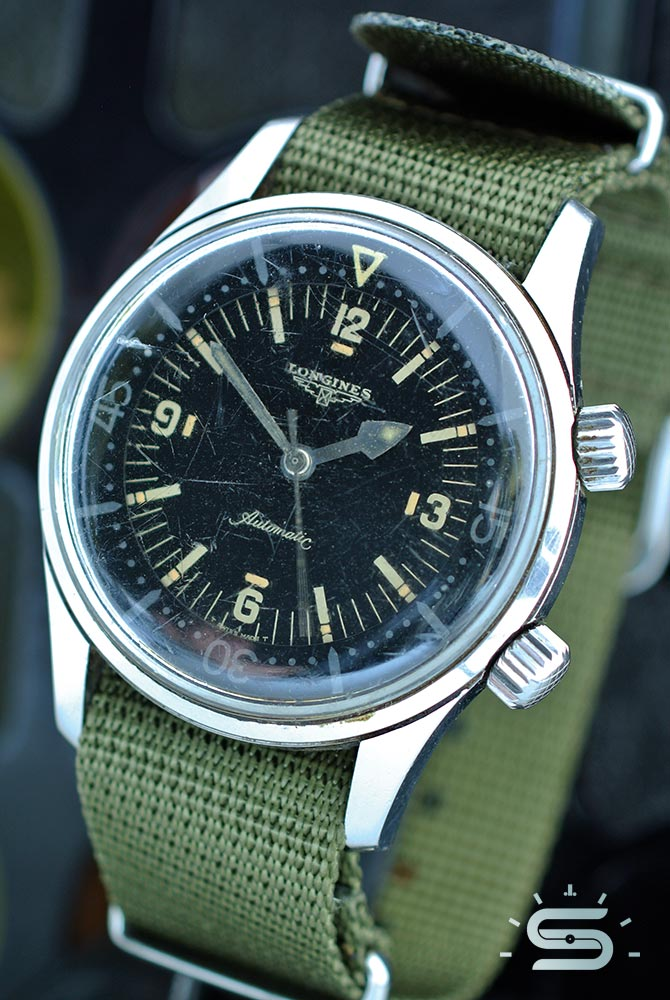 Longines Diver due corone
