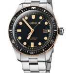 ORIS Sixty-Five bronzo nero 40 mm
