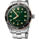 ORIS Sixty-Five bronzo verde 42 mm
